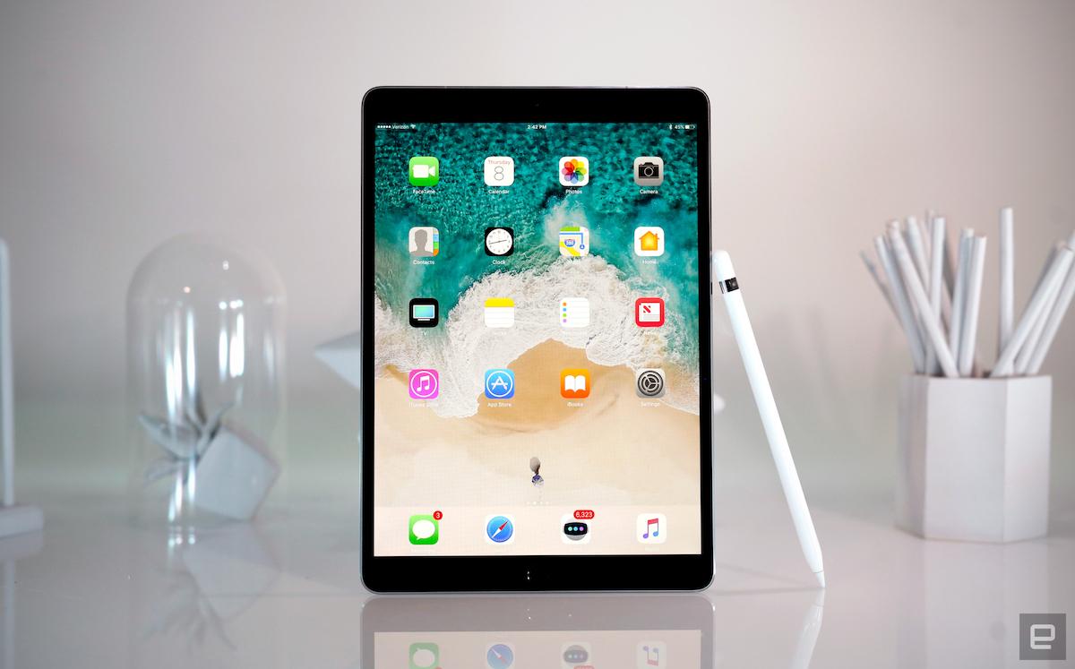 """Análisis del iPad Pro de 10,5"""": las primeras críticas aseguran que sigue siendo el rey"""