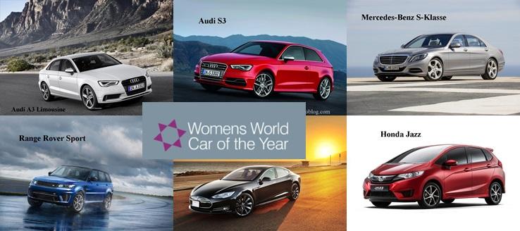 Die besten Frauenautos 2014