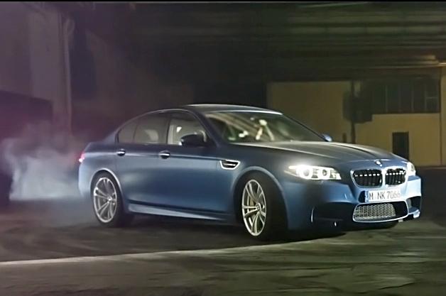 【ビデオ】かなりカッコいい! BMWが「M5」の誕生30周年を記念したプロモ映像を公開