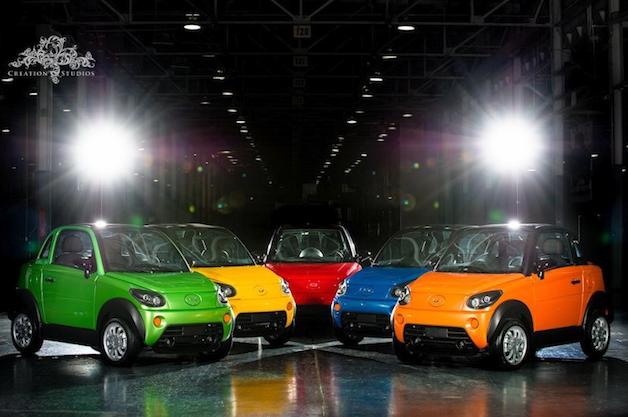 GreenTech Auto's MyCar
