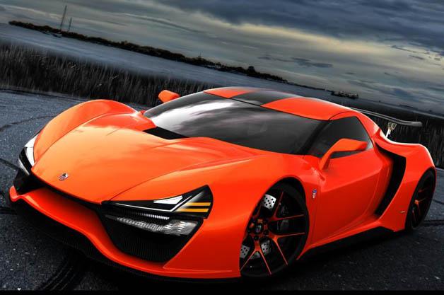 【レポート】2000hpを発揮するスーパーカー「ネメシス」、2016年に生産開始へ