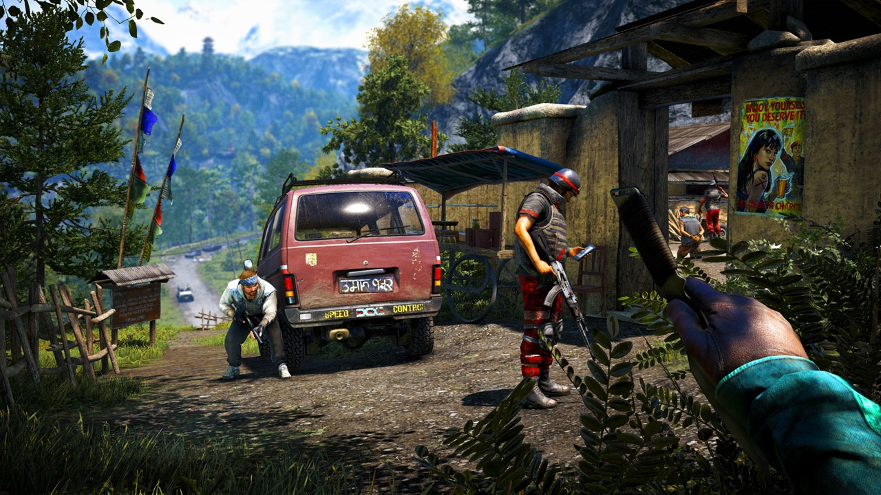 Find all 150 Propaganda posters in Far Cry 4!
