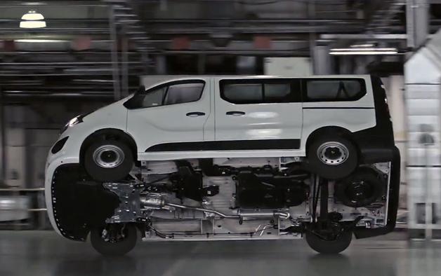 【ビデオ】「商用バンのドライバーならきっとこの新型車が欲しくなる」という映像