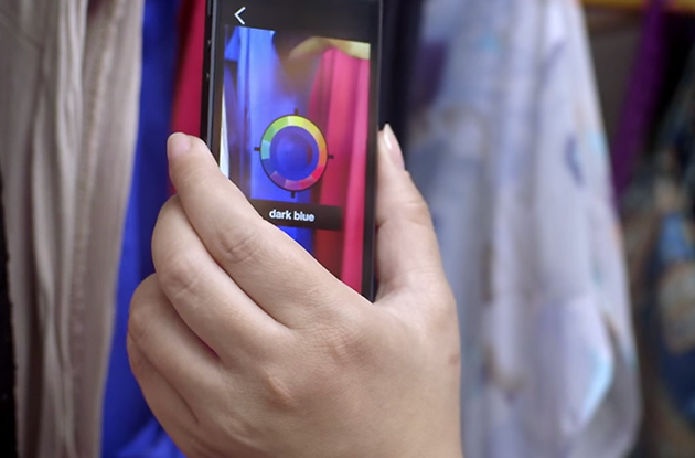 ViaOptaDaily app for visually impaired