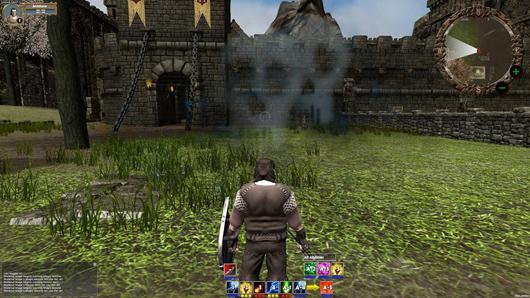 Pantheon: RotF screenshot