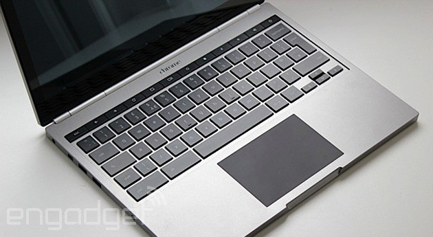 Google built a machine to test the speediness of laptop trackpads