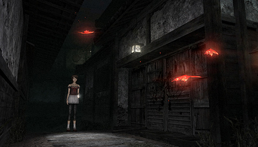 Next Fatal Frame to snap ghostly images on Wii U