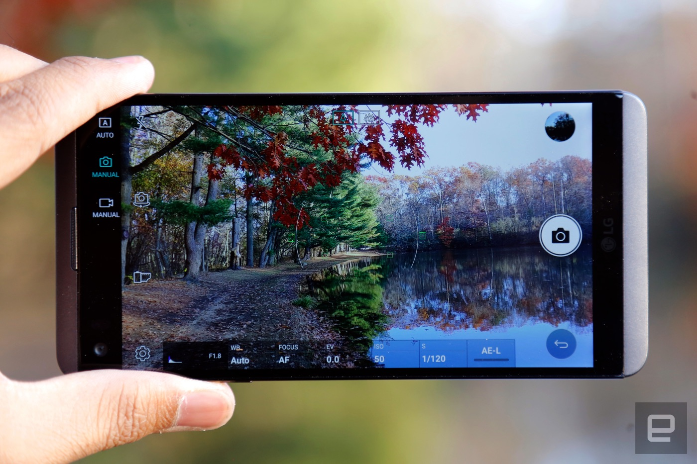 Lg V20 Review Great For Audiophiles But Who Else Engadget