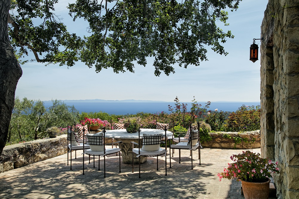 Jeff Bridges' Old World Montecito Estate Listed at $29.5M