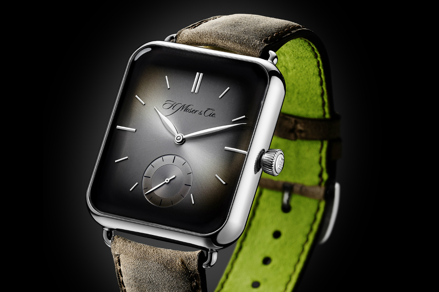 The Swiss Alp Watch is unashamedly an Apple Watch rip-off
