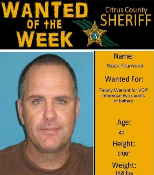 自分の指名手配のポスターをフェイスブックのプロフィール写真に使っていた男が逮捕!