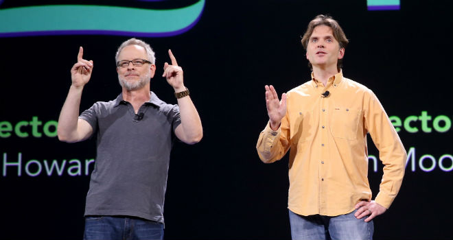 ZOOTOPIA directors byron howard and rich moore