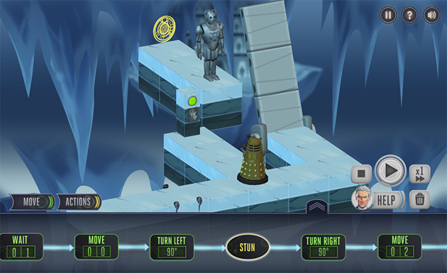 'Doctor Who' coding game for kids arrives on tablets