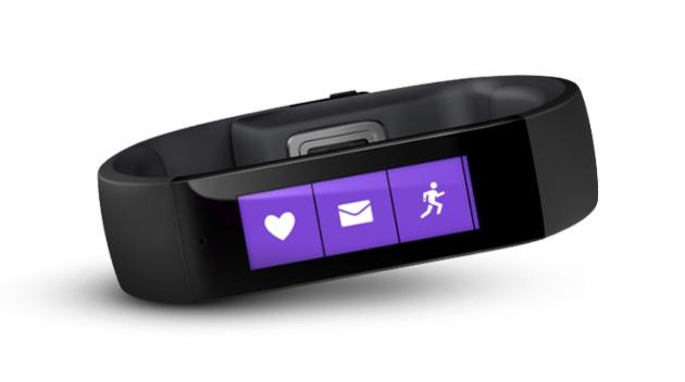 Microsoft Band - Nečekané odhalení fitness náramku (Video)