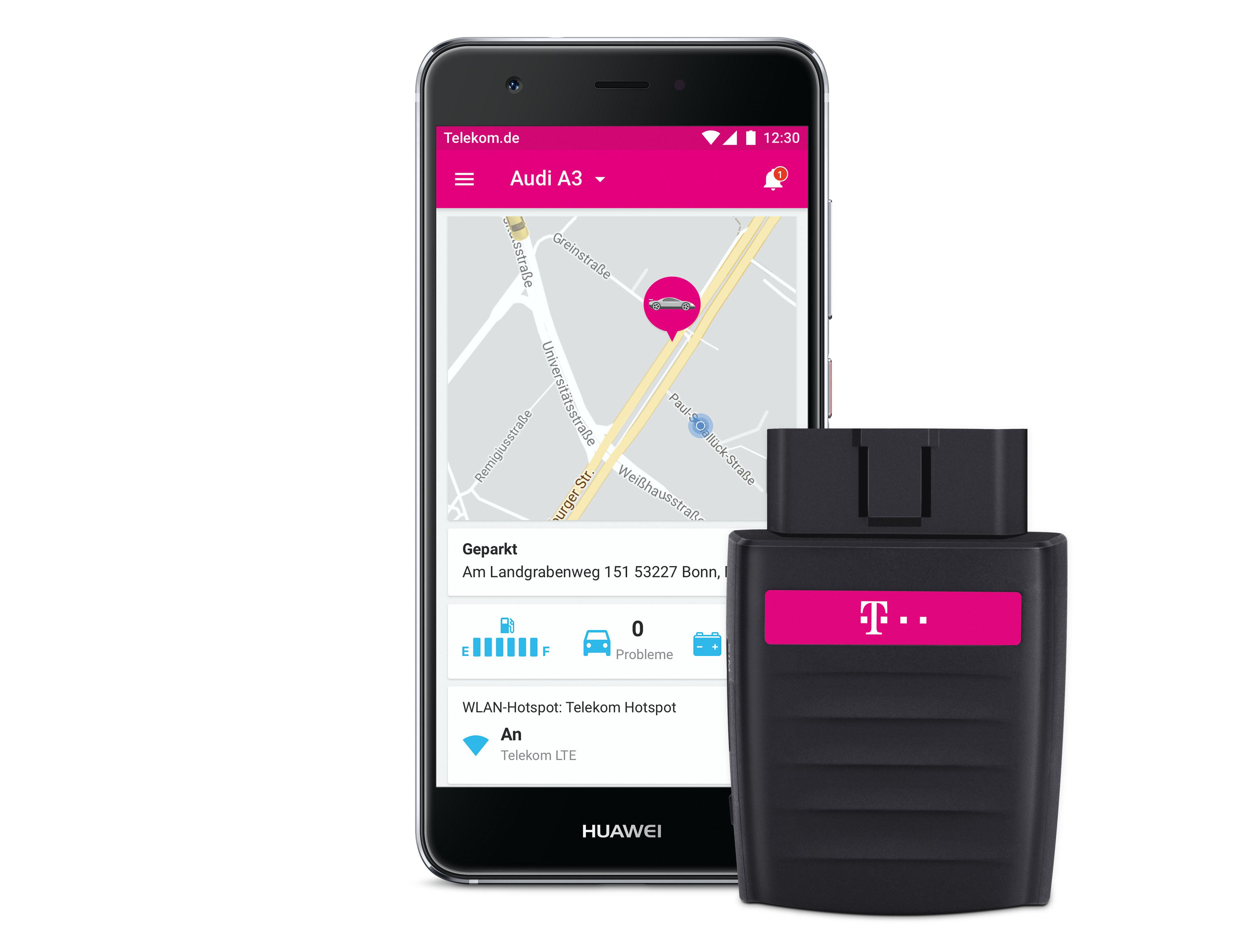 CarConnect: HotSpot-Adapter der Telekom jetzt erhältlich