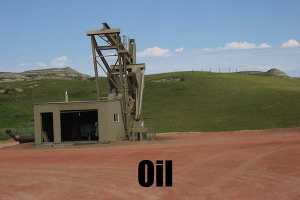 50 words for 50 states, north dakota oil