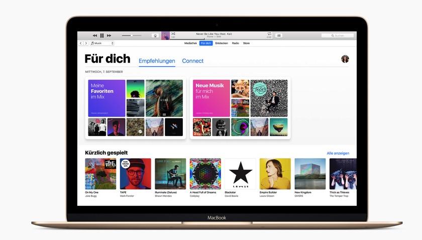 iTunes: Neue Version verzichtet auf den iOS App Store