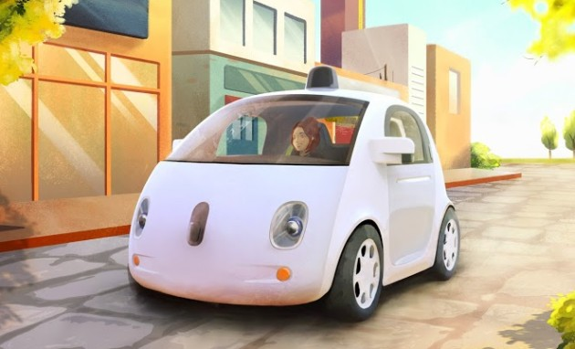 Google's cutesy cars are a 'serious threat' to the auto industry, says GM