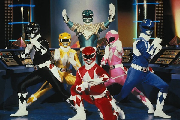 best of one tiny hand, one tiny hand photos, mighty morphin power rangers
