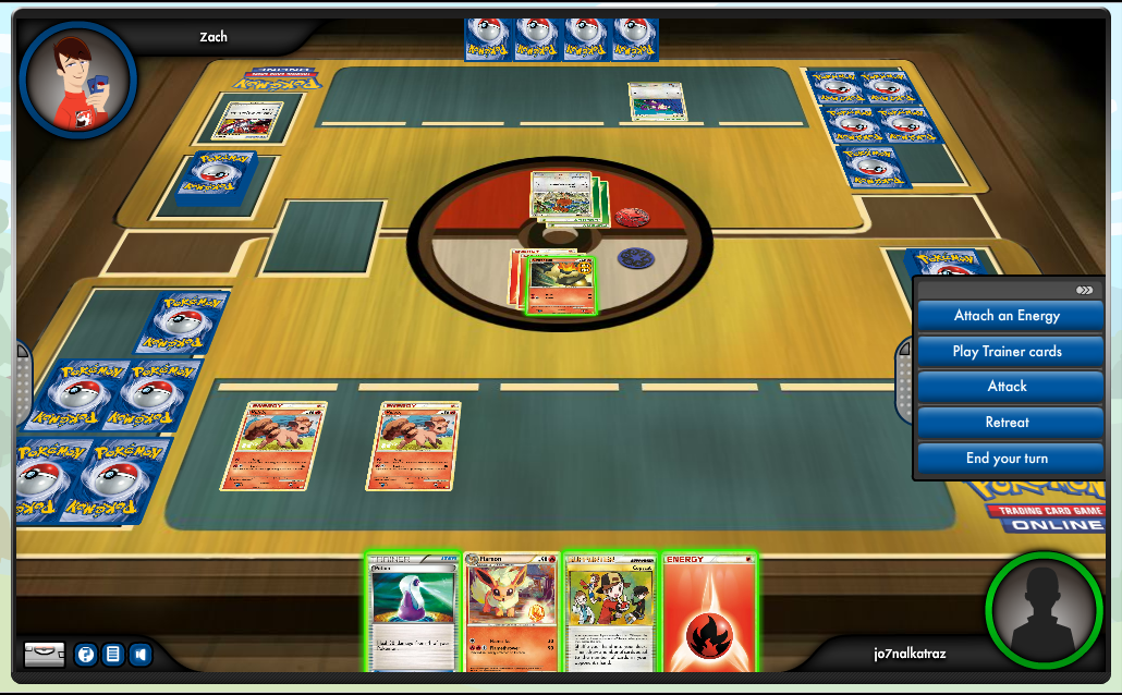 how to play pokemon tcg online