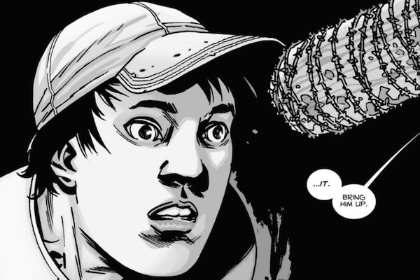 walking dead characters better in the comics, walking dead television comic comparison, glenn
