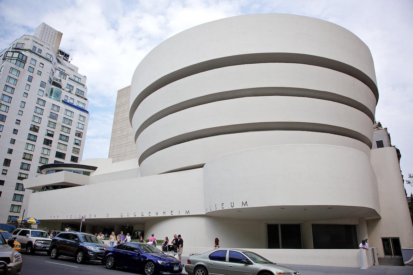 Guggenheim Museum In New York Designer