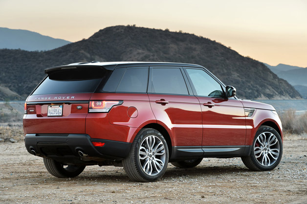 2014 land rover range rover sport autoblog. Black Bedroom Furniture Sets. Home Design Ideas