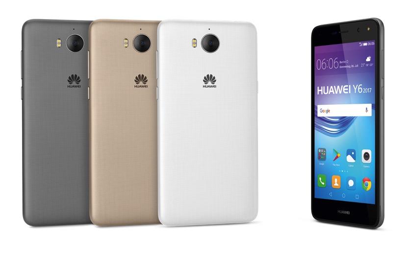 Aldi: Huawei Y6 2017 ab 27. Juli für 150 Euro Notiz