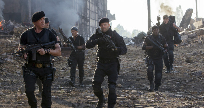 expendables 3 box office