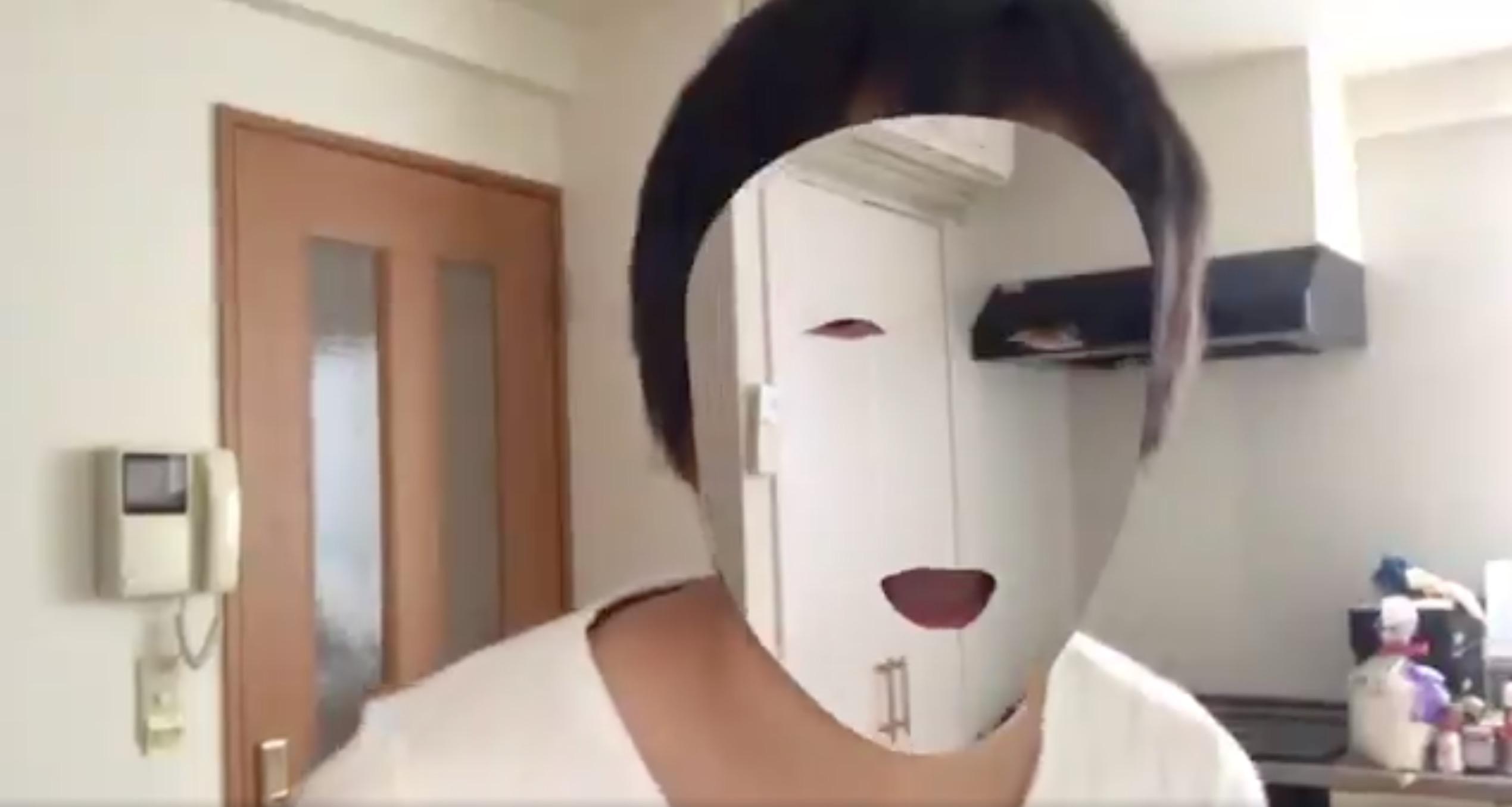 Esta aplicación para el iPhone X te convertirá en el hombre invisible