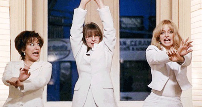 8 'First Wives Club' Moments That Still Give Us Life