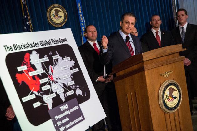 Leader of webcam spying ring 'Blackshades' pleads guilty