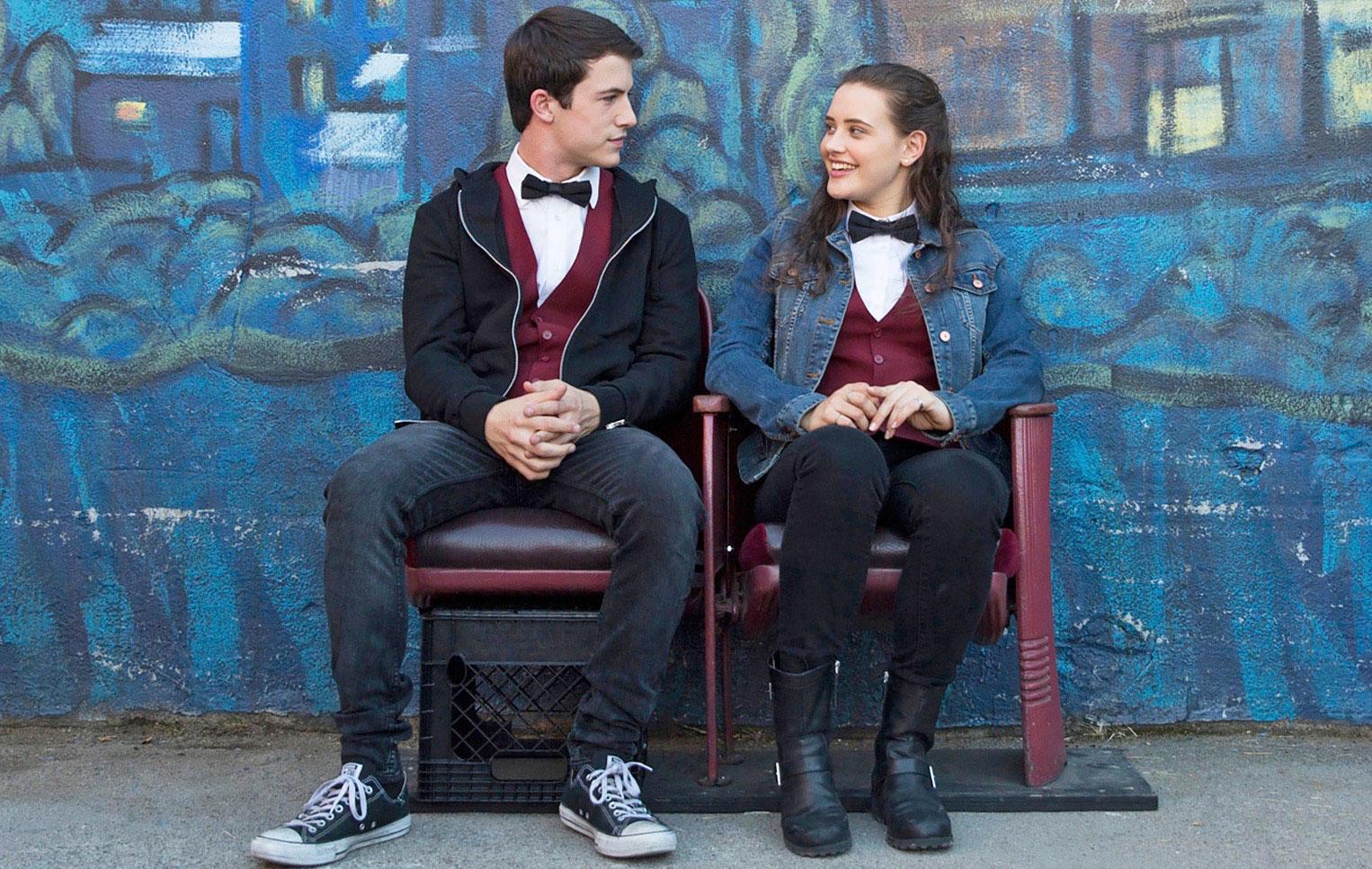 "Katherine Langford de ""13 Reasons Why"" - Netflix"