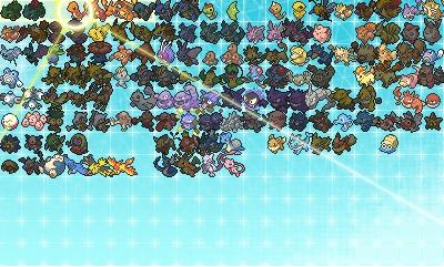 Pokémon Bank update gives you a multi-game Pokédex