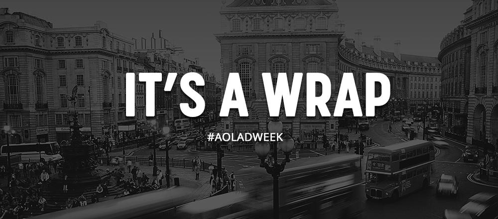 Advertising Week Europe - It's a wrap!