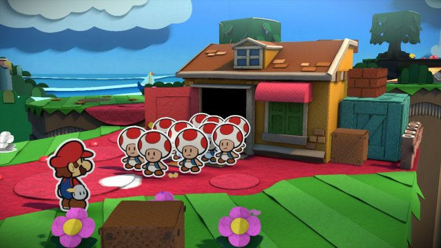 New Nintendo Direct Reveals Next Paper Mario Game is NOT an RPG, We Openly Weep