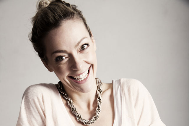 Cherry Healey exclusive interview