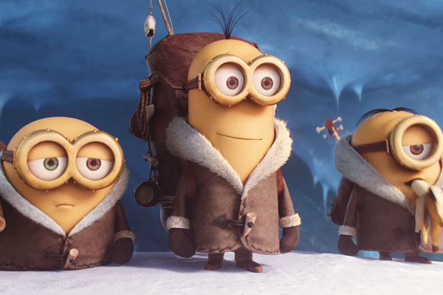 Despicable Me Minion film: Watch the trailer for the new movie