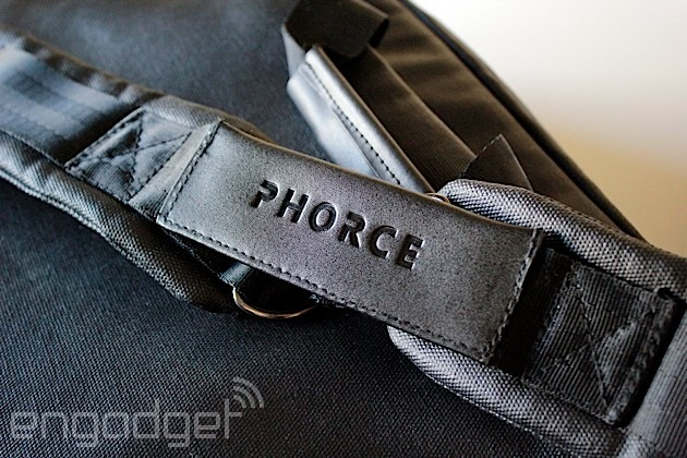 IRL: The Phorce Freedom is a bag that trades space for versatility