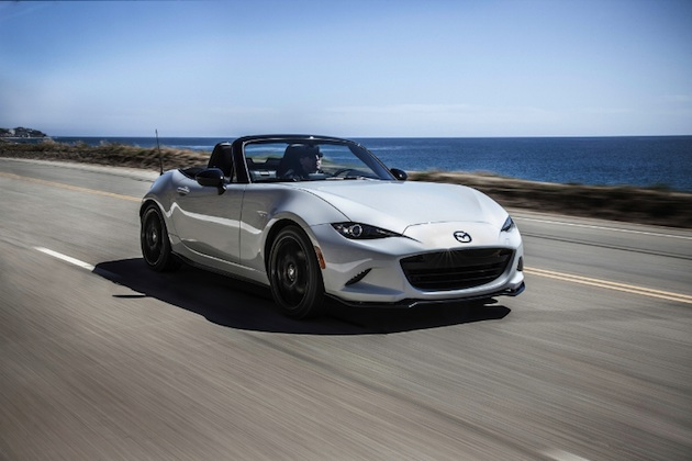 2016 MX-5 Club (PRNewsFoto/Mazda North American Operations)