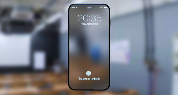 Apple registra una patente de pantalla microLED que lee tu huella en todo el panel