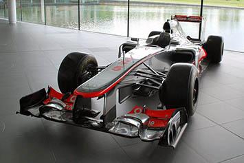 2012 McLaren-Mercedes MP4-27A