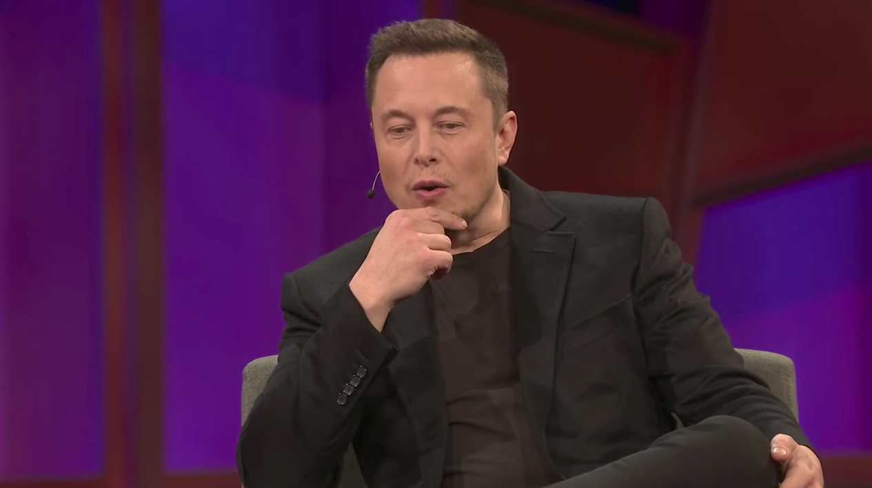 Interview: Elon Musk erklärt seine Zukunftsvision