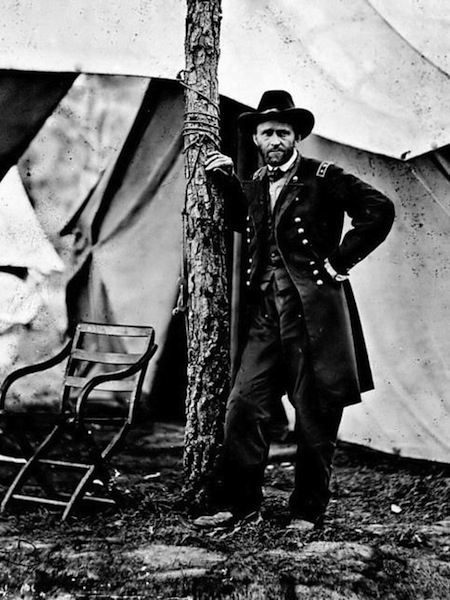 most successful drunks in history, ulysses s grant