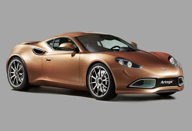 復活を遂げた独アルテガが、400馬力の新型EV「スカーロ」を発表!