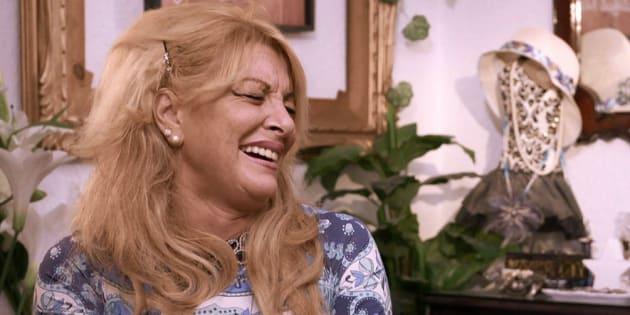 Críticas a la falta de limpieza en la cocina de esta concursante de 'Ven a cenar conmigo'