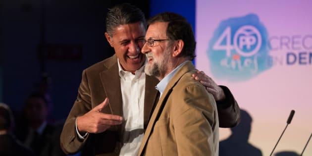 Rajoy pide a la mayoría silenciosa que llene las urnas de verdad