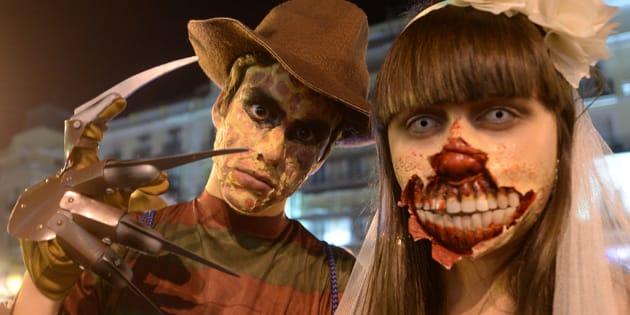 Reconozcámoslo, Halloween ya está españolizada