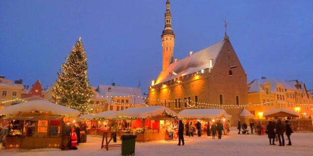 Los mercados navideños con mas encanto de Europa