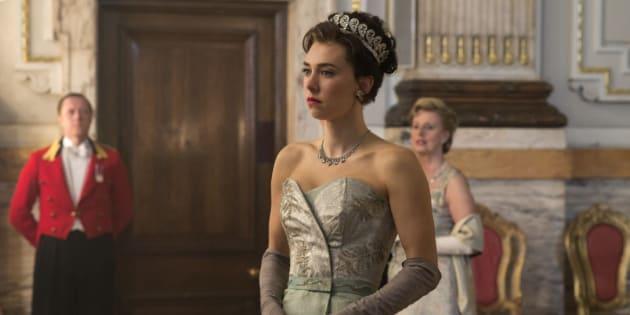 Helena Bonham Carter podría ser la princesa Margarita en 'The Crown'